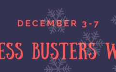 'Stress Busters' week to be held Dec. 3-7