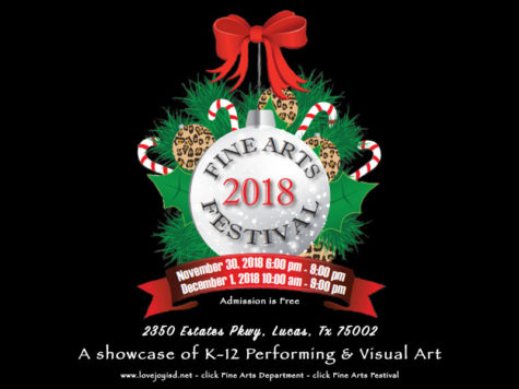 Annual fine arts festival commences Nov. 30 and Dec. 1