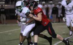 Football hopes to clinch home field advantage on senior night