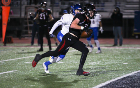 Football to challenge Aledo in area championship