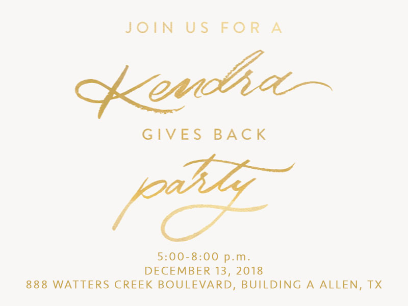 Foundation+to+hold+fundraising+event+with+Kendra+Scott