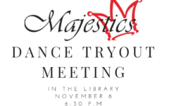 Majestics to hold meeting anticipating tryouts