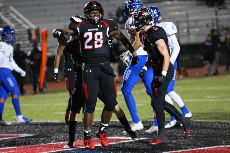 Football to visit Kaufman for first round of playoffs
