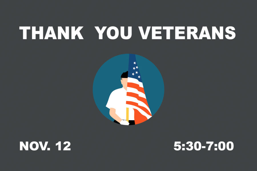 The+Veterans+Appreciation+Dinner+is+Monday%2C+Nov.+12+from+5%3A30-7+p.m.+in+the+commons.