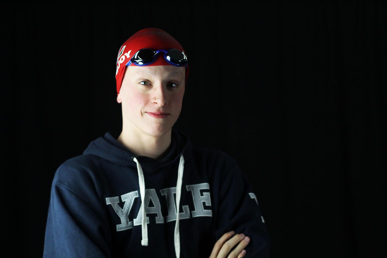 Junior Jed Jones competes in swim for Lovejoy and Metroplex Aquatics.