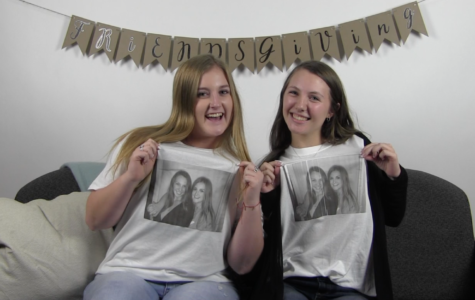 Friendsgiving 2018: Briley and Elyce
