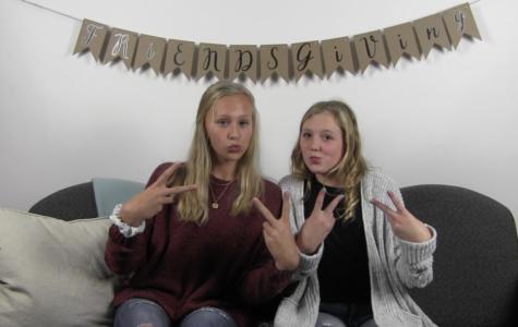 Friendsgiving 2018: Avery and Ashley