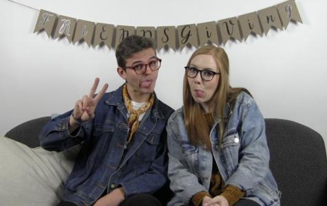 Friendsgiving 2018: Bryce and Sylvia