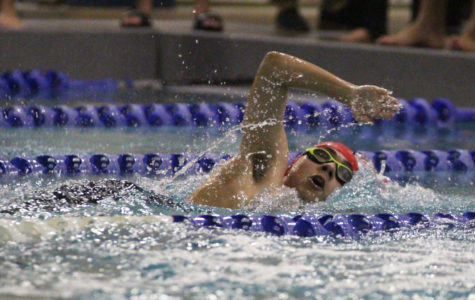 Swim and dive to take on The Colony in dual meet