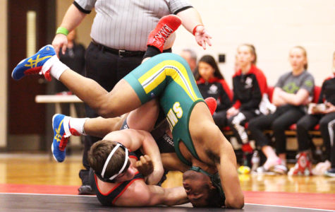 Wrestling looks to build momentum at TCA meet