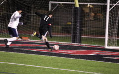Boys soccer to face Princeton Panthers on senior night