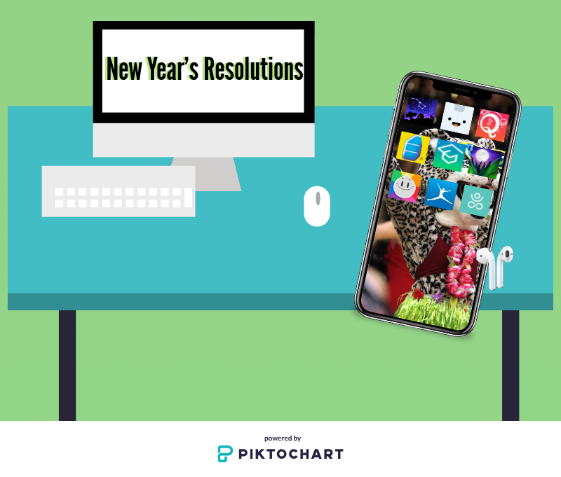 TRL's Austin Keefer assembled a list of 10 apps to help you achieve your New Year's goals.