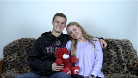 14 days of love: Desi Harms and Cooper Leary