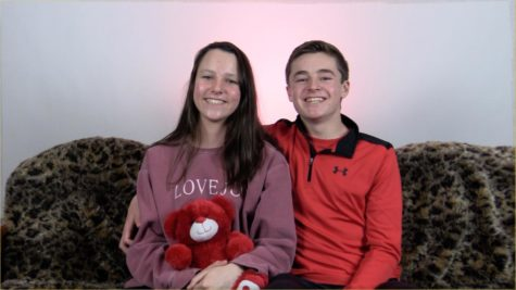 14 days of love: Caroline Appleby and Logan Michaels