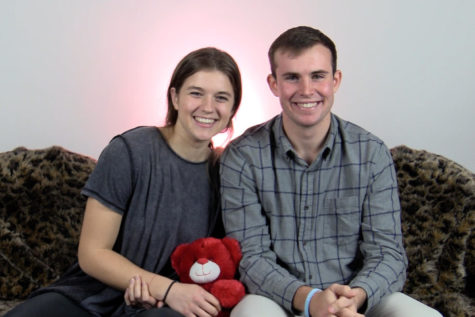 14 days of love: Julia Carder and Grant Jarvis