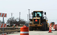 Stacy Road construction likely to finish within the year
