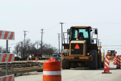 Stacy Road construction expected to last 2 years
