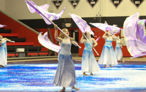 Photo Gallery: Color Guard Showcase
