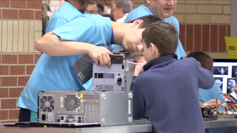 Video: Lovejoy Hosts Second Annual STEM Festival