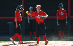 Softball looks to build on first district win