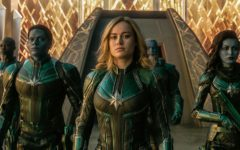 Review: 'Captain Marvel' flies into theaters despite underwhelming reception