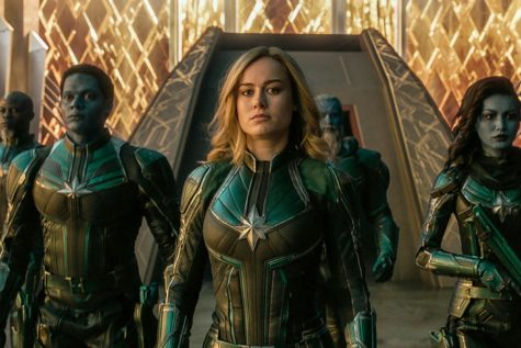 Review: Captain Marvel flies into theaters despite underwhelming reception