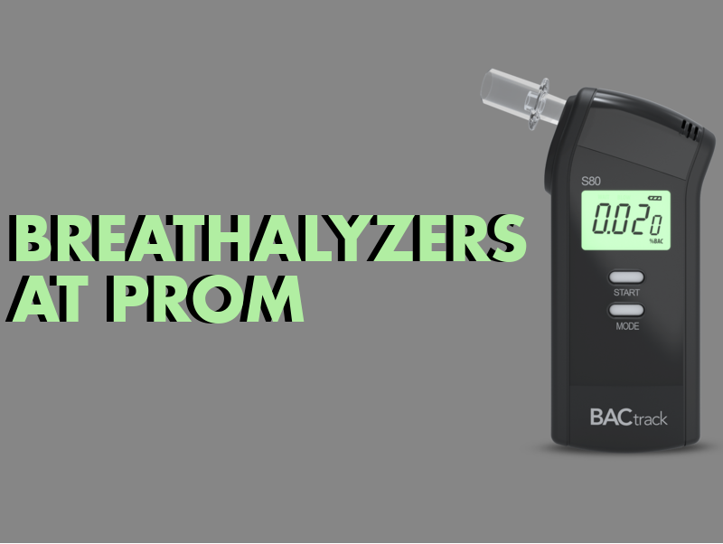 Breathalyzers to return at Prom