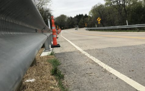 Construction on Blondy Jhune Road to continue through March of 2020