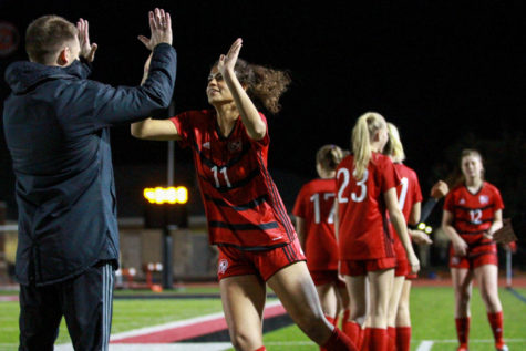 Girls soccer set to compete in first playoff game in five years