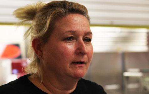 Cafeteria Manager Jackie Palovik
