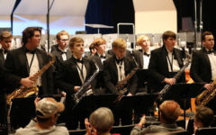Jazz concert to feature Sal Lozano and Texas Instruments Jazz Band