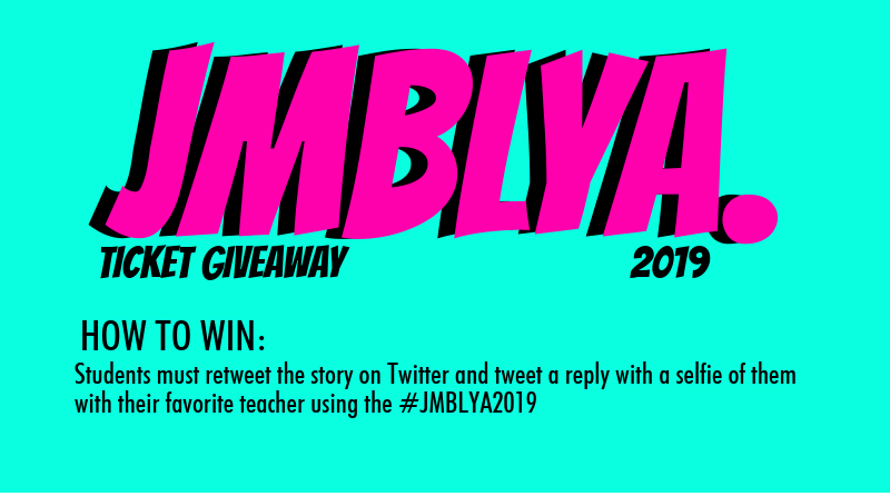 TRL to give away JMBLYA tickets