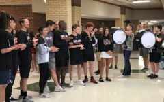 Track and field sends nine athletes to state meet