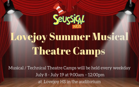 District to host annual musical theatre camps