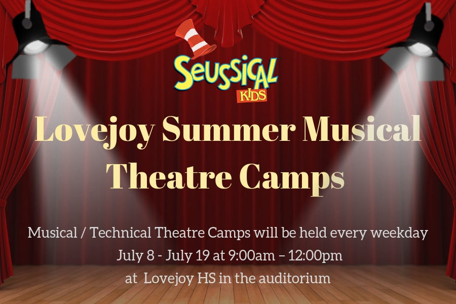 Lovejoy Summer Musical Theatre Camps