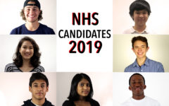 Showcasing 2019 NHS candidates