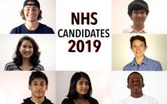 Showcasing 2019 NHS candidates