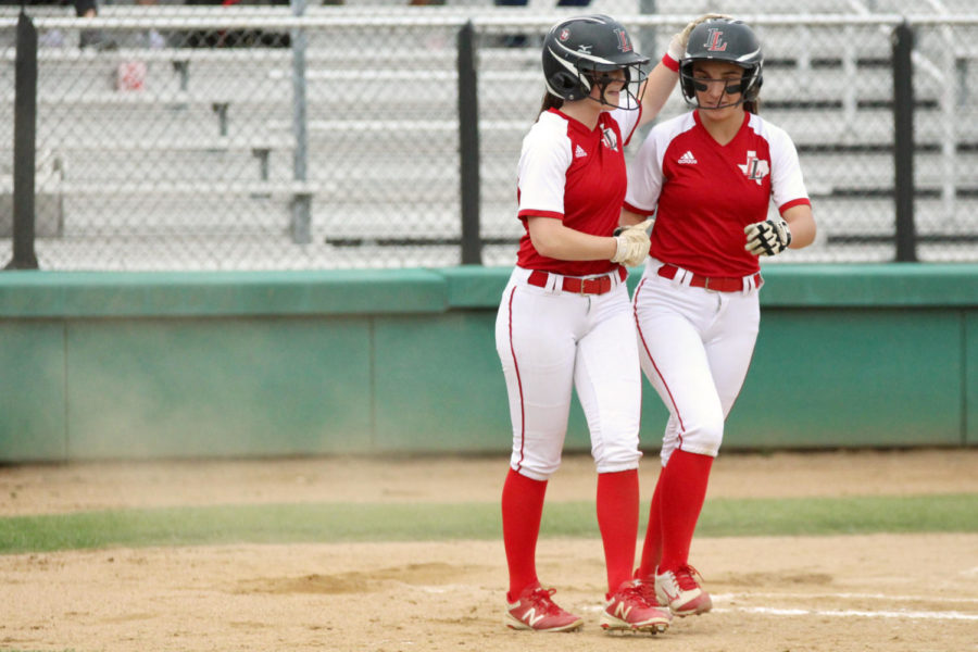 The+softball+team+reflects+on+its+first+season+under+a+new+head+coach.