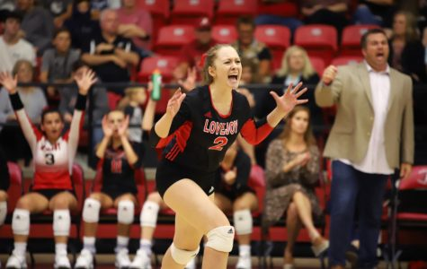 Photo Gallery: Rivalry volleyball game results in Lovejoy win