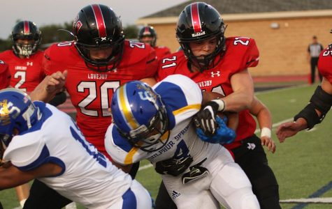 Football seeks second straight home win against Memorial