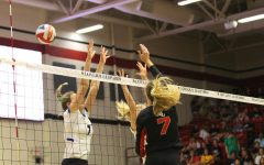 Volleyball looks to build on first district win