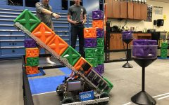 Robotics to compete in first competition of the season on Oct. 19