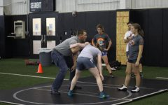 New coach adds to teaching ability for the wrestling team