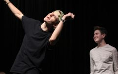 Improv troupe to perform Halloween show