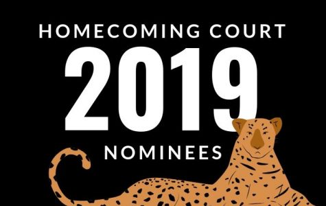 The 2020 Homecoming King and Queen will be announced at the home football game, Friday at 7.