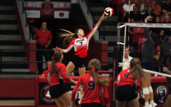 Volleyball looks to protect home court against Denison