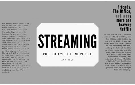 Death of streaming
