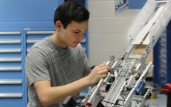 STEM club to compete in first robotics competition on Oct. 19