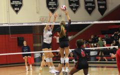 Volleyball to battle North in first place showdown