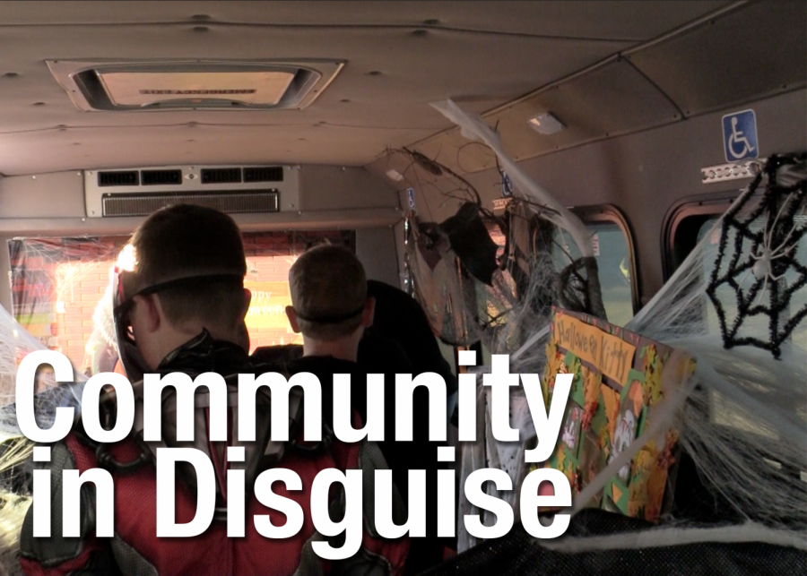 Video: Community In Disguise